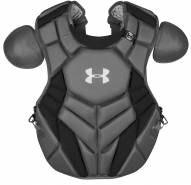"""Under Armour Pro4 NOCSAE Certified Youth 14.5"""" Baseball Catcher's Chest Protector"""