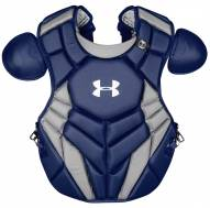 """Under Armour Pro4 NOCSAE Certified Youth 15.5"""" Baseball Catcher's Chest Protector"""