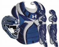 Under Armour Senior Victory Series Women's Faspitch Catcher's Gear Kit - Senior 12-16
