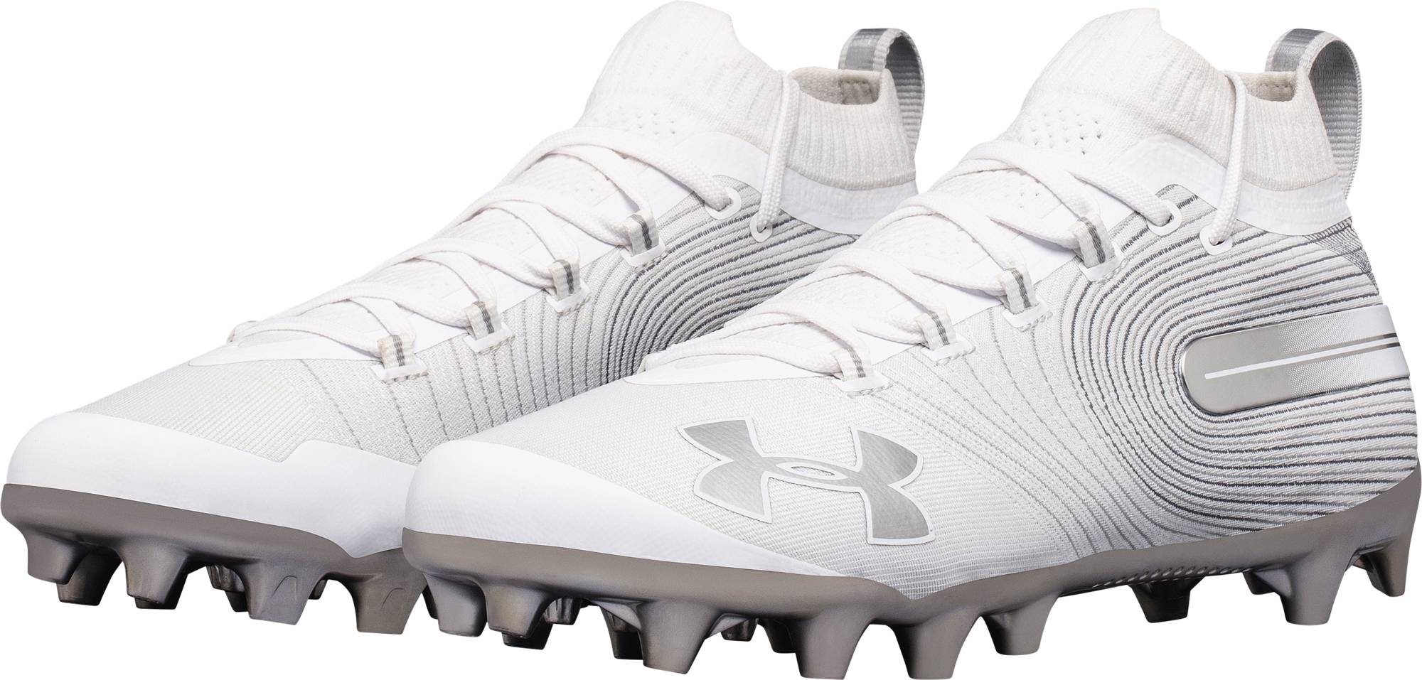 1b1297651  109.99. Free Shipping - See Details · Under Armour Spotlight MC Men s  Football Cleats