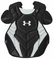 """Under Armour Victory Series 4 NOCSAE Certified Youth 15.5"""" Baseball Catcher's Chest Protector"""