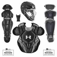 Under Armour Converge Victory Series 4 NOCSAE Certified Youth Catcher's Set - Ages 12-16