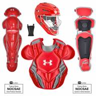 Under Armour Converge Victory Series 4 NOCSAE Certified Youth Catcher's Set - Ages 7-9