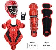 Under Armour Converge Victory Series NOCSAE Certified Youth Catcher's Set - Ages 9-12