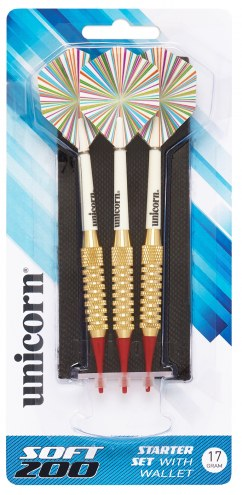 Unicorn Soft 200 Dart Set