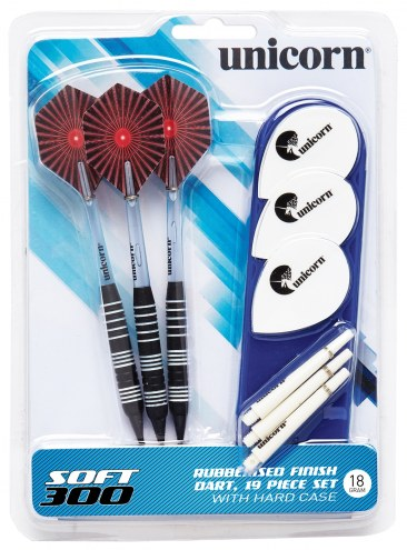 Unicorn Soft 300 Dart Set