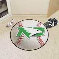 University of North Dakota Baseball Rug