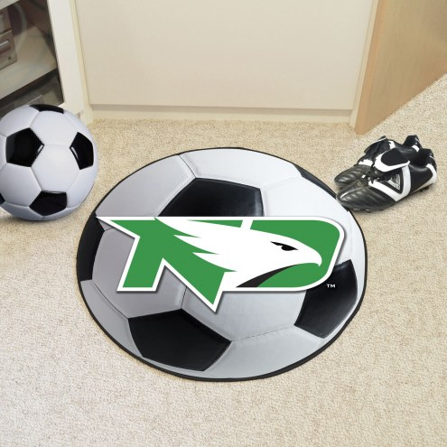 University of North Dakota Soccer Ball Mat