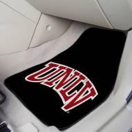UNLV Rebels 2-Piece Carpet Car Mats