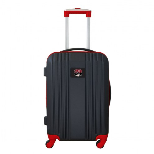 "UNLV Rebels 21"" Hardcase Luggage Carry-on Spinner"