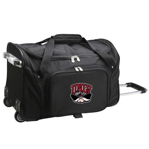 "UNLV Rebels 22"" Rolling Duffle Bag"