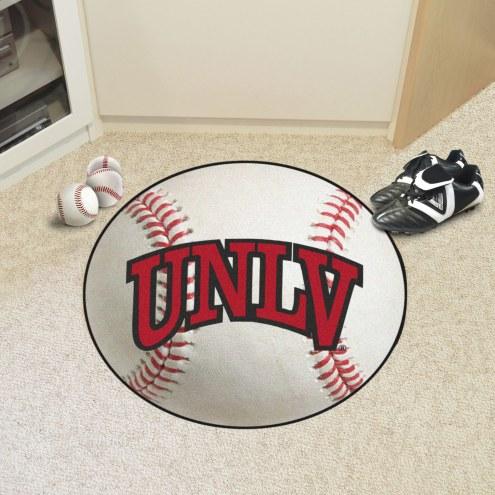 UNLV Rebels Baseball Rug