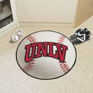 UNLV Rebels Baseball Rug