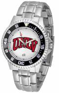 UNLV Rebels Competitor Steel Men's Watch