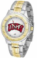 UNLV Rebels Competitor Two-Tone Men's Watch