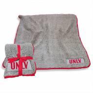 UNLV Rebels Frosty Fleece Blanket