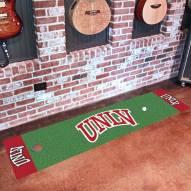 UNLV Rebels Golf Putting Green Mat