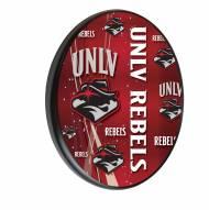 UNLV Rebels Digitally Printed Wood Sign