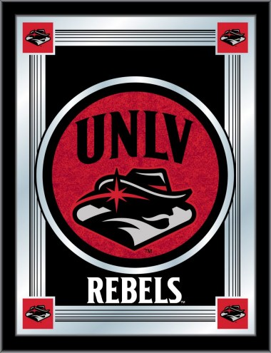 UNLV Rebels Logo Mirror