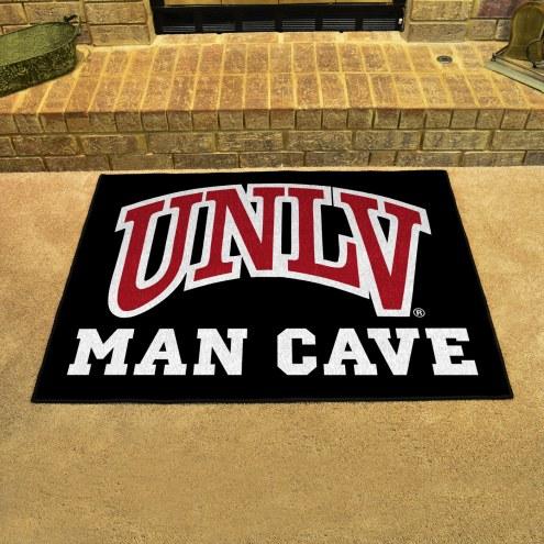 UNLV Rebels Man Cave All-Star Rug