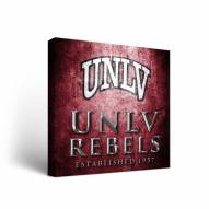 UNLV Rebels Museum Canvas Wall Art
