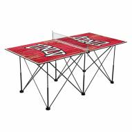 UNLV Rebels Pop Up 6' Ping Pong Table
