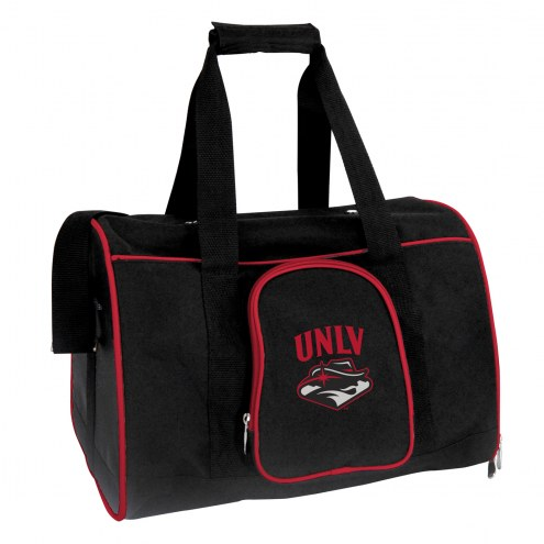 UNLV Rebels Premium Pet Carrier Bag
