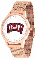 UNLV Rebels Rose Mesh Statement Watch