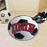 UNLV Rebels Soccer Ball Mat