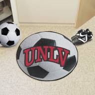 UNLV Rebels Soccer Ball Mat