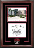 UNLV Rebels Spirit Diploma Frame with Campus Image