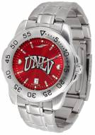 UNLV Rebels Sport Steel AnoChrome Men's Watch