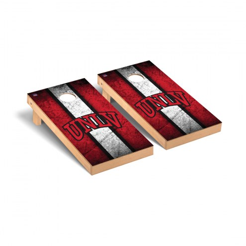 UNLV Rebels Vintage Cornhole Game Set