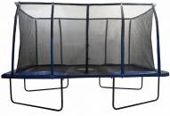 Upper Bounce Easy Assemble Mega 8? X 14? Rectangular Trampoline with Enclosure System