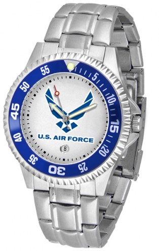 Air Force Falcons Competitor Steel Men's Watch