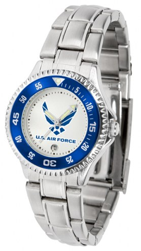 Air Force Falcons Competitor Steel Women's Watch
