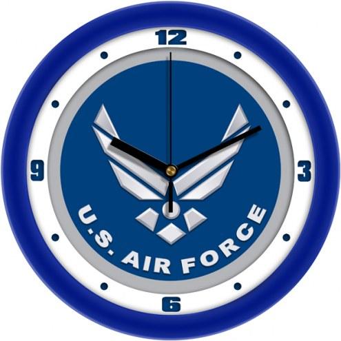 Air Force Falcons Dimension Wall Clock