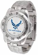 Air Force Falcons Sport Steel Men's Watch