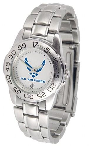 Air Force Falcons Sport Steel Women's Watch