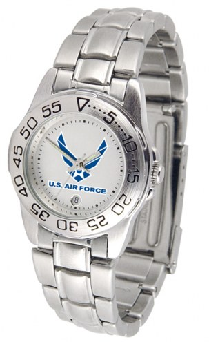 Air Force Falcons Sport Steel Women's Watch