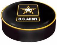 U.S. Army Black Knights Bar Stool Seat Cover
