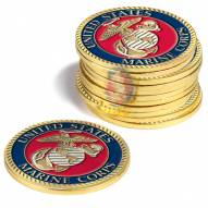U.S. Marine Corps 12-Pack Golf Ball Markers