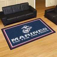 U.S. Marine Corps 5' x 8' Area Rug