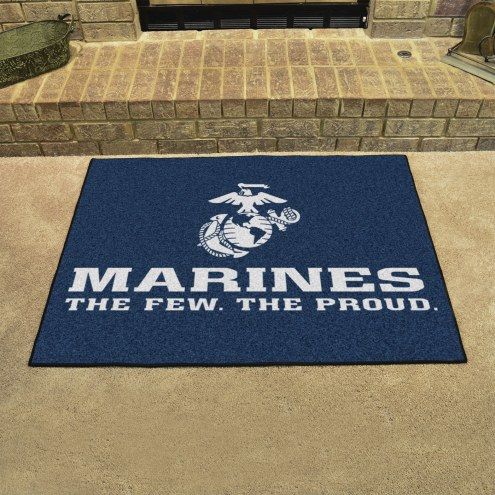 U.S. Marine Corps All-Star Mat