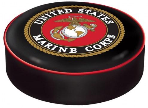 U.S. Marine Corps Bar Stool Seat Cover