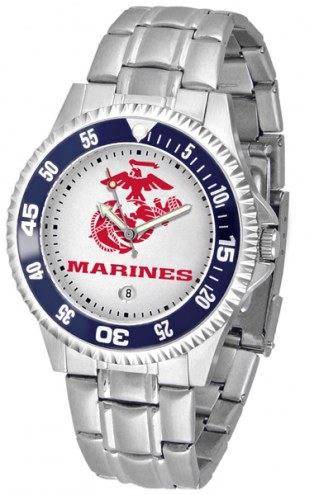 U.S. Marine Corps Competitor Steel Men's Watch