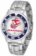 U.S. Marine Corps Competitor Steel Men's Watch