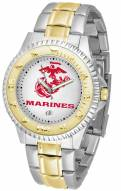 U.S. Marine Corps Competitor Two-Tone Men's Watch
