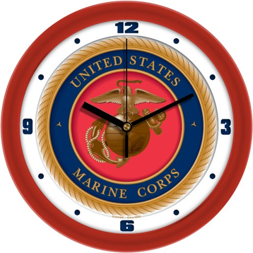U.S. Marine Corps Dimension Wall Clock