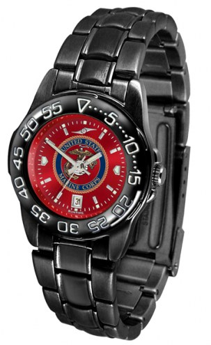 U.S. Marine Corps FantomSport AnoChrome Women's Watch